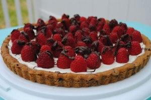 raspberrycookietart